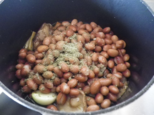piatti a base di legumi