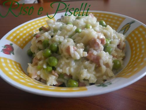 ricette a base di riso