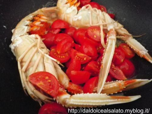 primi piatti estivi, crostacei
