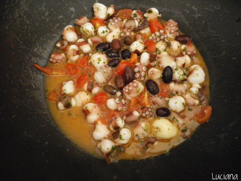 Cucinare moscardini