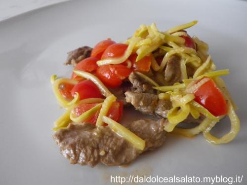 ricette estive, secondi di carne estivi
