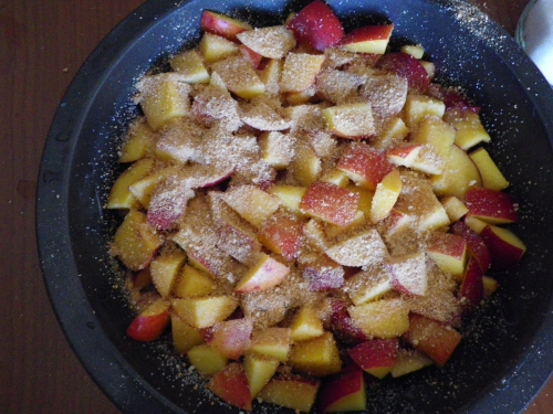 dolci alla frutta,santhè sant'anna