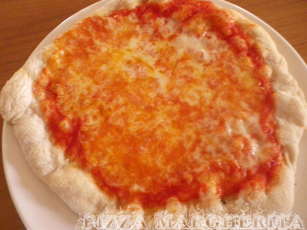 Pizza margherita dal dolce al salato for Cosa vuol dire forno statico