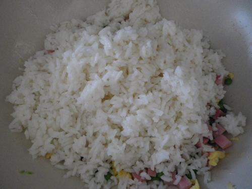 ricette cinesi con riso