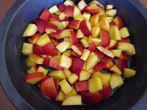 dolci alla frutta, Santhè Sant'Anna